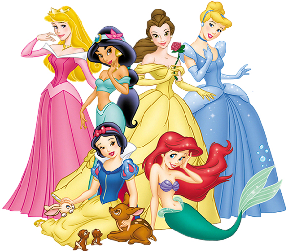 Disney Princess Culture (1/2)